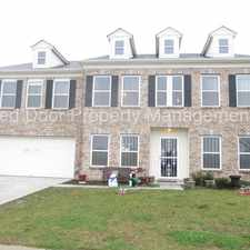 Rental info for Huge 5BR home with over 4,500 square feet in the 46278 area