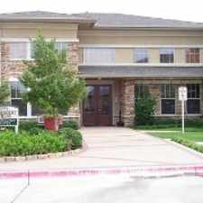 Rental info for 7920 Country Club Drive Apt 9952-2 in the 75048 area