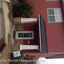 Rental info for 811 Arbor Lake Drive