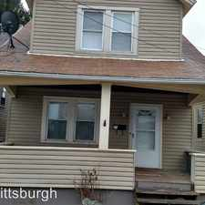 Rental info for 2612 Cleveland St in the McKeesport area