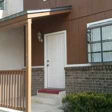 Rental info for 603 S Berthe Ave