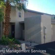 Rental info for 3750 N COUNTRY CLUB #45