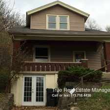 Rental info for 612 Highland Pike in the Covington area