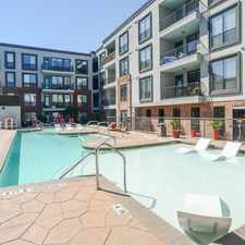 Rental info for 901 Red River Unit 1201 in the Austin area