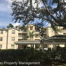 Rental info for 3950 Loblolly Bay Drive #402