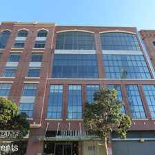 Rental info for 1 Bluxome Street - 216 in the San Francisco area