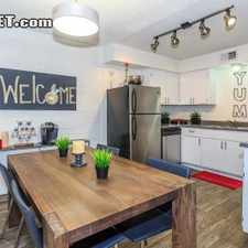 Rental info for $849 1 bedroom Apartment in Tempe Area in the Tempe area
