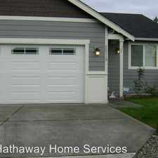 Rental info for 20318 96th Ave E