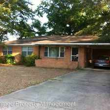 Rental info for 1601 Robins St