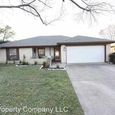 Rental info for 3405 Primrose Ln. in the Fort Worth area