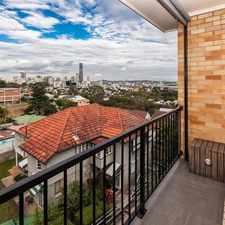 Rental info for RENOVATED KITCHEN AND BATHROOM in the Kelvin Grove area