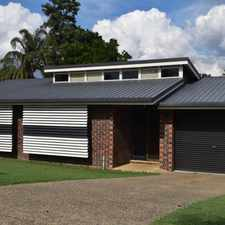 Rental info for *FIRST WEEK FREE W/ 12 MONTH LEASE* 3 BEDROOM HOME - NEAR NEW KITCHEN & PAINT in the Brisbane area