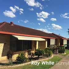 Rental info for Recently Renovated in the Brisbane area