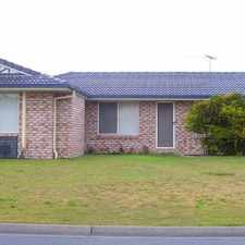 Rental info for WOW 4 BEDROOMS FOR UNDER $350 !!! LEASED in the Burpengary East area