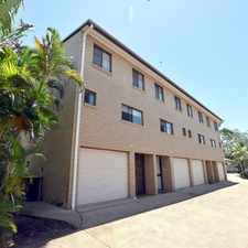 Rental info for :: AIR CONDITIONED CITY TOWNHOUSE - CLOSE TO SHOPS, SCHOOLS AND HOSPITAL in the Gladstone Central area