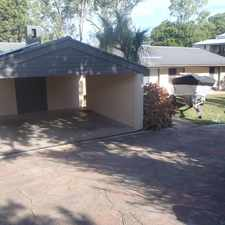 Rental info for Spacious 4 bedroom home in the Brisbane area