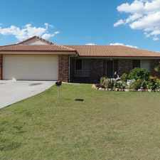 Rental info for Must see - Ideal Family Home in the Redbank Plains area