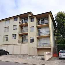 Rental info for Lovely One Bedroom Apartment in a Great Location! in the Lilyfield area