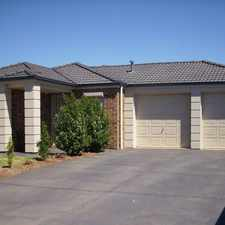 Rental info for Lovely 3 bedroom home, double garage, separate lounge, open plan kitchen, dining and family room