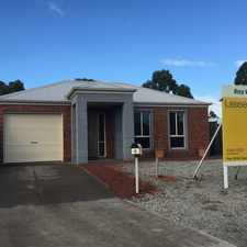 Rental info for $310pw....Must be Leased NOW ! in the Taylors Hill area