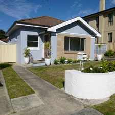 Rental info for Immaculate House in the South Hurstville area