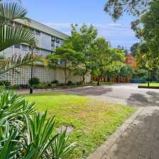 Rental info for Perfectly Situated Studio with Parking in the Sydney area
