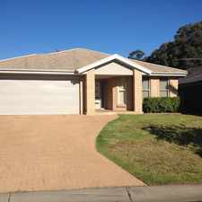 Rental info for 4 BEDROOM HOME! Ducted Air Con. (Note -shorter open home times this weekend due to heat) in the Sydney area