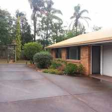 Rental info for FANTASTIC PROPERTY IN GREAT LOCATION!! in the Toowoomba area