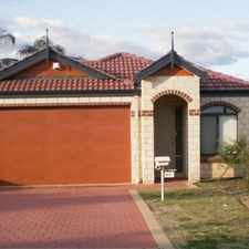 Rental info for TIDY FAMILY HOME in the Perth area