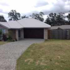 Rental info for HUGE BACKYARD with AIR-CON in the Brisbane area