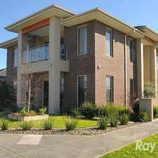 Rental info for Breathtaking Family Home! in the Melbourne area