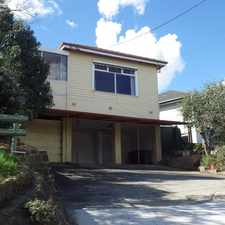 Rental info for SPACIOUS 3 BEDROOM HOME in the Maribyrnong area