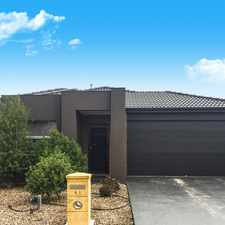 Rental info for FOUR BEDROOM FAMILY HOME! in the Melbourne area