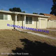 Rental info for 217 Security Blvd in the 80911 area