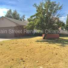 Rental info for Great Home in Winds West in the 73179 area