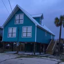 Rental info for House for rent in Dauphin Island. Washer/Dryer Hookups!