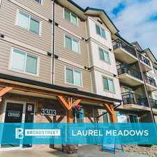 Rental info for Laurel Meadows