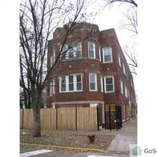 Rental info for Beautiful brick building with new kitchen and hardwood flooring completely remodeled in 2015. Ready to move in. in the East Garfield Park area