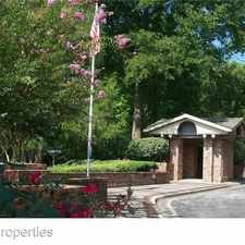Rental info for 4025 Bell Grove Drive