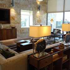 Rental info for Lago Vista W & Lago Vista E in the Dallas area