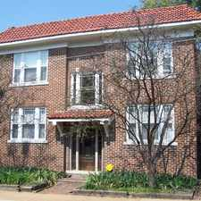Rental info for 6627 Clemens Ave in the University City area