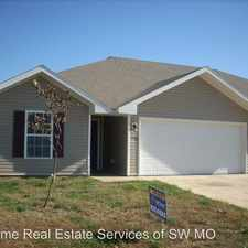 Rental info for 1142 S. Clifton in the Springfield area
