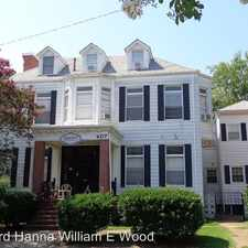 Rental info for 407 Fairfax Avenue - #202 in the Norfolk area