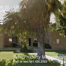 Rental info for 216 S. Owens St. in the Bakersfield area