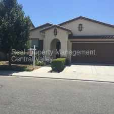 Rental info for Large 3 Bedroom 2.5 Bathroom Modesto Home