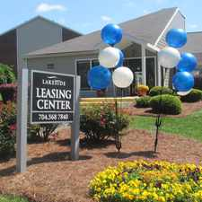 Rental info for Lakeside Apartment Homes