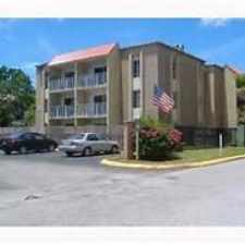 Rental info for 5201 GENEVA WAY #201 in the Hialeah area