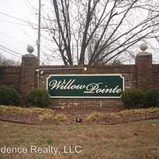Rental info for 6612 Willow Pointe Drive Unit E