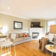 Rental info for 110 Chestnut St in the Waltham area