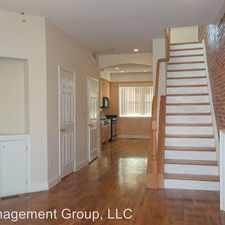 Rental info for 132 N. Linwood Avenue in the Baltimore area
